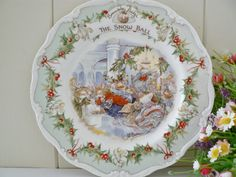 Royal Doulton vintage Brambly Hedge series by MaddyVintageHostess, £35.00