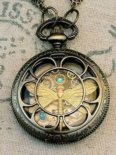 »✿❤Steampunk❤✿« steampunk necklace