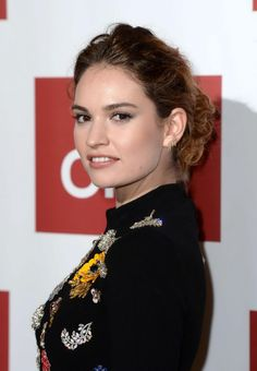 Lily James attends the 'War and Peace' Premiere in London http://celebs-life.com/lily-james-attends-war-peace-premiere-london/  #lilyjames