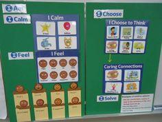 A wonderful classroom use of the Feeling Buddies!