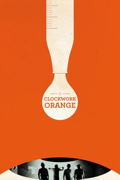 A Clockwork Orange  Art Print
