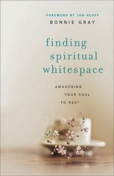A Mom After God's Own Heart: Finding Spiritual Whitespace: A Book Review