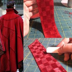 So, if you are going to a cosplay and it is your first time to attend one, how do you figure out what costume you are going to wear. Staggering Deciding What Costume to Wear to a Cosplay Ideas. Costume Tutorial, Cosplay Tutorial, Cosplay Diy, Theatre Costumes, Diy Costumes, Costume Ideas, Doctor Strange Cloak, Dr Strange Costume, Cloak Of Levitation