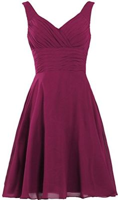 ANTS Women's Pleated Sweetheart Bridesmaid Dresses A Line Cocktail Gown Size 2 US Burgundy ANTS http://www.amazon.com/dp/B00XLEC3W0/ref=cm_sw_r_pi_dp_juFcwb1KKCXW9