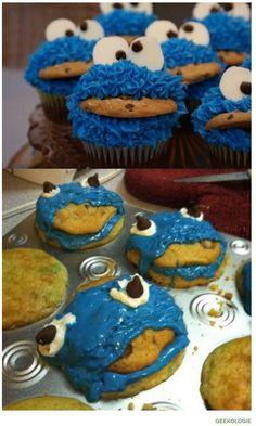 LOL!! Monstruo de las galletas... o algo parecido!