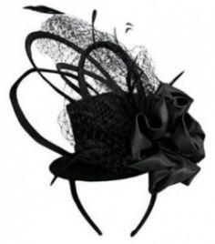 Mini Top Hat Fascinator with Embellishments