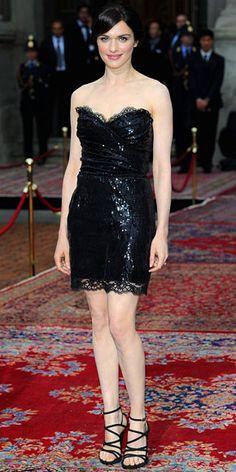 Rachel Weisz in Dolce & Gabbana