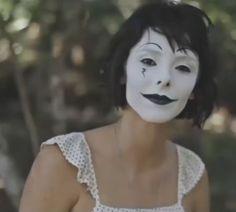 Mime Makeup, Female Clown, Titanium White, Clowns, Goth, Life, Beautiful, Gothic, Imperial Crown