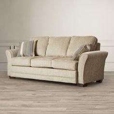 Three Posts Caffman Sofa by Serta Upholstery & Reviews | Wayfair