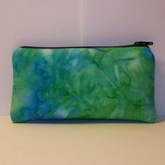 Pipe Pouch Tie Dye Pipe Bag Glass Pipe Case Pipe by PouchAPalooza.com