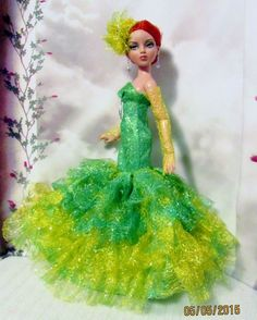 """""""Lemon & Lime""""  for Ellowyne, Prudence, Amber, Lizette, Others by Ms Dee #ClothingAccessories"""