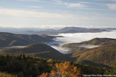 The Blue Ridge Parkway Photo Gallery - Blue Ridge Mountain Life