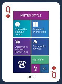 Win This Custom Card Deck & Discover Web Design Trends 2004-2014 https://www.pinterest.com/templatemonster/win-the-web-design-trends-cards/    #webdesigntrends #metrostyle