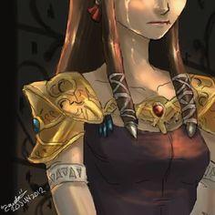 Crying Zelda!!