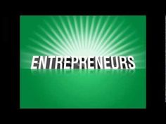 """Entrepreneurs can change the world"" #video by Grasshopper"