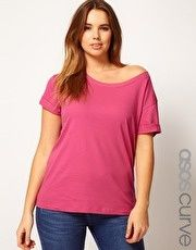 Shop for women's plus size clothing with ASOS. Shop ASOS Curve to find fashionable plus sized clothing for curvy women. Fashionable Plus Size Clothing, Trendy Plus Size Fashion, Free Clothes, Clothes For Women, Latest Clothes, Girl Outfits, Fashion Outfits, Womens Fashion, Off The Shoulder Tee