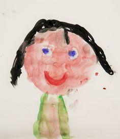 Gouache sobre paper pintat per alumna de 5 anys Gouache, Watermelon, Fruit, Color, The Fruit, Colour, Colors