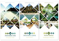 Vacation Village | Awesome use of photographs