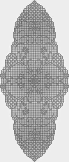 Kira scheme crochet: New tablecloth