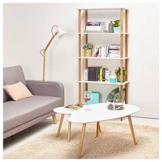 home sweet living room  by Alterego . ➡️check www.webdeco.be .  #meuble #beautiful #love #whiteliving #scandinaviandesign #interiordesign #interiors #home #homedecor #homegoods #homesweethome #furniture #furnituredesign #scandinavia #scandinavian #scandi #white #wood #whitewood #whitefurniture #whitelover #inspiration #lifestyle #livingroom #cosy #coffeetable