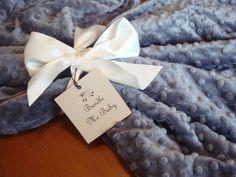 Teen/Tween and Adult Gray Minky Throw Blanket Bedding - EXTRA LARGE. $95.00, via Etsy.