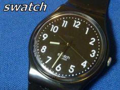 Swatch 3UA343M Watch Antique