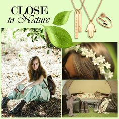 My Way Jewellery Closer To Nature, My Way, Jewellery, Style, Swag, Jewels, Schmuck, Jewelry Shop, Outfits