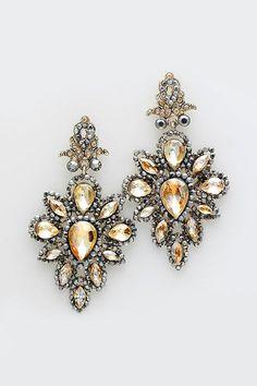 Crystal Lamire Earrings