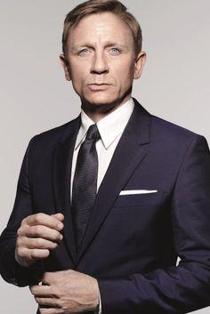Daniel Craig As James Bond In Brand New 'Spectre' Images, To Celebrate Beginning Of Heineken Countdown To '007' Film