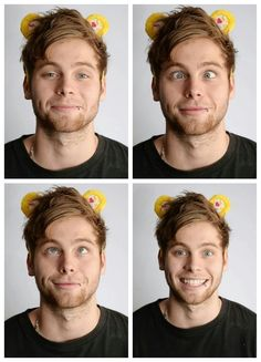 Luke so crazy!♥️♥️
