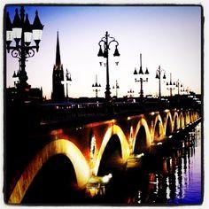 Le Pont de Pierre - Bordeaux for Ever :)