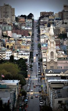 cityscape.. San Francisco, California | Flickr - Photo by (matt)