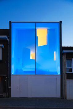 Bassam El-Okeily, Tim Van de Velde · The Narrow House · Divisare