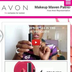 #teamiphone is not the only one with an amazing #update!!! My personal #Avon website has been given a makeover!! Now you are real visting my #beautyworld!! Check out my latest #YouTube vids, twitter updates and more! The best thing is you dont have to click several links. Its all on my home page so you never miss a thing!! Run on over and check it out for yourself!! *the link is in my profile* #AVON #MakeupMaven #avonrep #beauty #onlineshopping #update #makeup #computer #freeshipping