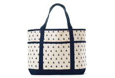 """Love this bag, I want to monogram """"Liam's toys"""" on the front in red."""