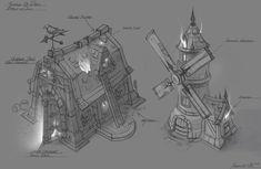 Towers of Doom: Barn