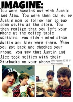 austin mahone imagine | Austin Mahone imagine | We Heart It