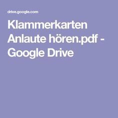 Klammerkarten Anlaute hören.pdf - Google Drive