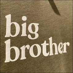Big Brother Little Brother, Little Sisters, Retail Fixtures, The Brethren, Clothes Hanger, Close Up, Twins, T Shirt, Coat Hanger