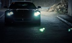 DK ENGINEERING'S 599 GTO IN MOTION BY GRIDSTARS