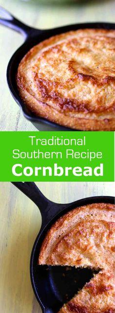 Cornbread is the traditional cornmeal-based bread that is typically associated…