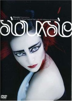 Siouxsie and the Banshees: Dreamshow Live at the Royal Festival Hall [Import] Siouxsie Sioux, Siouxsie & The Banshees, Divas, New Wave Music, Festival Hall, New Romantics, Gothic Rock, Punk Goth, 80s Goth