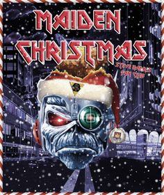 #Maiden #Christmas #Awesome #GIF from the #SteveHarrisClub on Facebook! ~PinDIv@~
