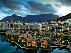 An urban resort, the One Cape Town is steps from the Victoria & Alfred Waterfront, with kids' clothing shops, live music, & harbor cruises.