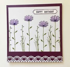 Daisy Delight - Stampin Up