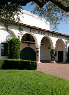 Lobero Theatre - Santa Barbara, CA ~ check for schedule of performances
