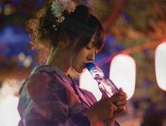 祭りとラムネと少女 Suzuki Airi lead vocalist of ℃-ute