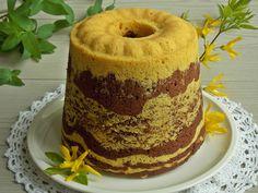 Gotowana babka zebra   KuchniaMniam Desserts, Recipes, Kuchen, Tailgate Desserts, Deserts, Recipies, Postres, Dessert, Ripped Recipes