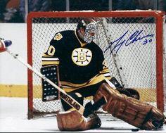 Hockey Goalie, Hockey Players, Ice Hockey, Boston Bruins Goalies, Hockey Pictures, Goalie Mask, Boston Strong, Boston Sports, Sports Stars
