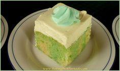 Lemon Lime Poke Cake: cool, refreshing citrus flavors. The perfect dessert for a hot summer day | www.BakingInATornado.com | #recipe #dessert #cake